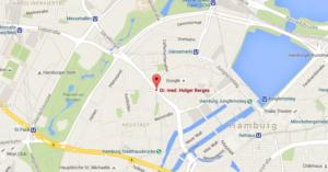 Dr. med H. Berges, Kaiser-Wilhelmstrasse 47, 20355 Hamburg